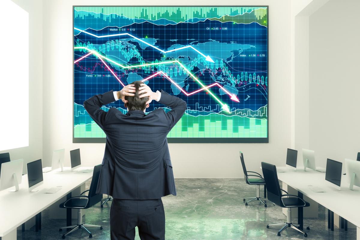 Как пережить панику на фондовом рынке?