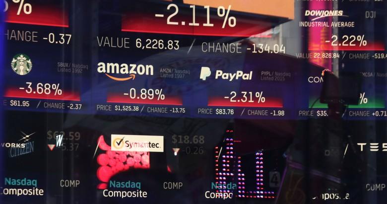 Большой американский фондовый пузырь или пир во время чумы.